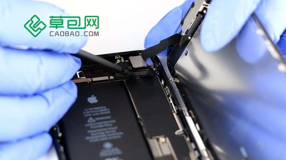 苹果7拆机换屏幕 图文教程之检测篇