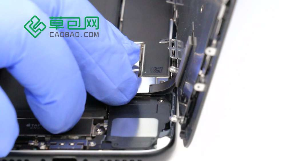 苹果7拆机换听筒 图文教程之装机篇